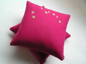 Pink Honest cushion