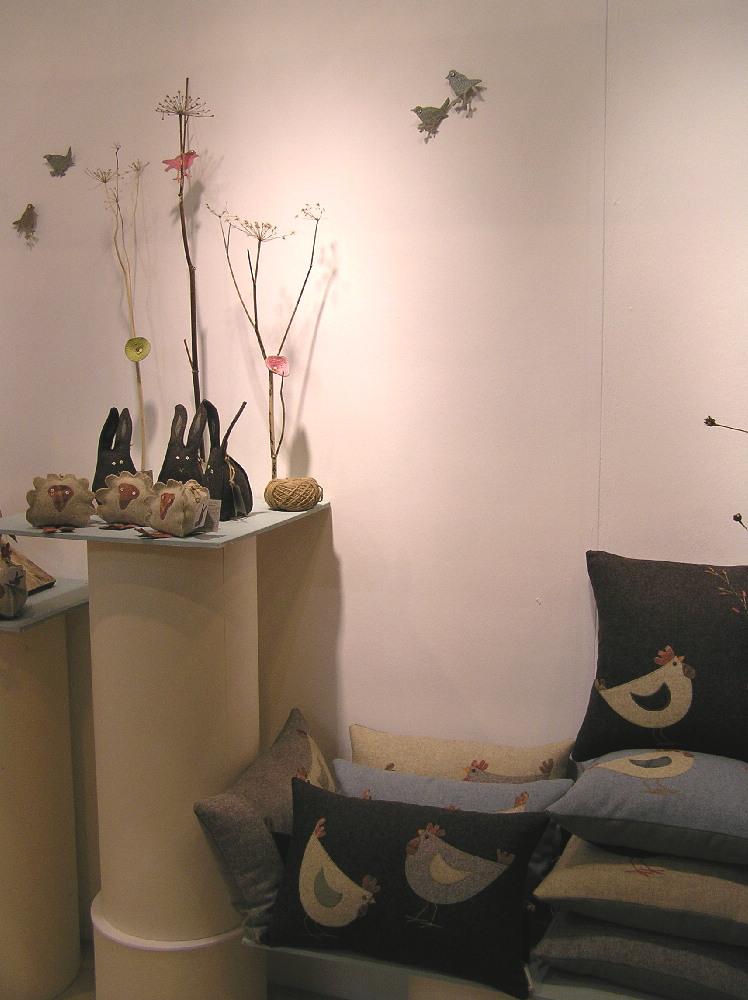 Stand no. J72 Mogwaii Design